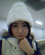 寒いっ(>_<)