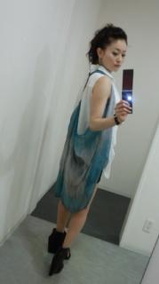 月9衣装。